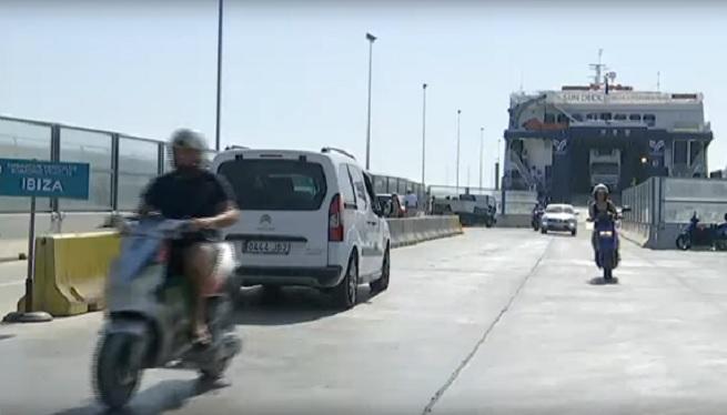 Primera+jornada+de+limitaci%C3%B3+de+vehicles+a+Formentera+sense+incidents