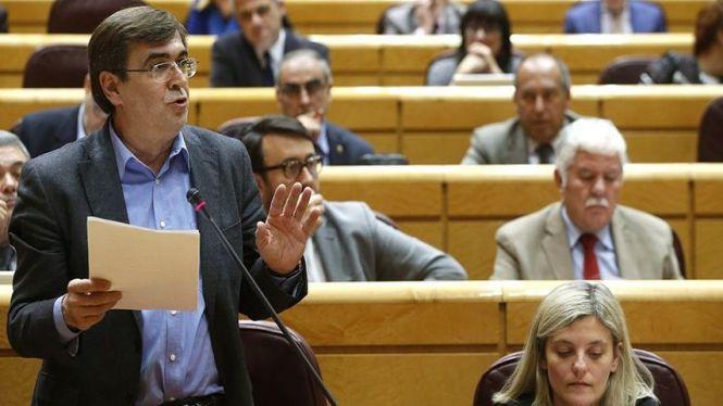 Antich+no+aconsegueix+el+suport+del+Senat+per+il%C2%B7legalitzar+la+Fundaci%C3%B3+Francisco+Franco