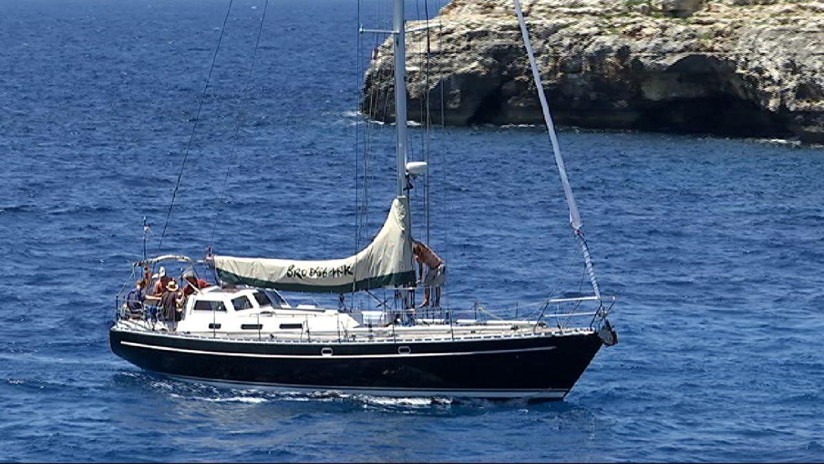El+%26%238216%3BBandido%27+s%27imposa+a+la+regata+Sitges-Ciutadella