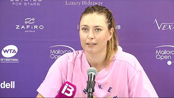 Sharapova+i+Kerber+s%27enfrontaran+a+la+pr%C3%B2xima+ronda+del+Mallorca+Open