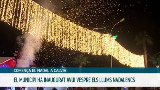 Santa+Pon%C3%A7a+dona+la+benvinguda+al+Nadal