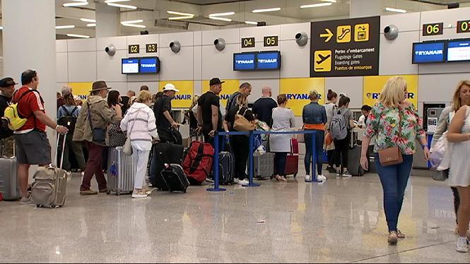 Ryanair+cancel%C2%B7la+14+vols+amb+Palma+per+la+vaga%2C+el+segon+aeroport+m%C3%A9s+perjudicat