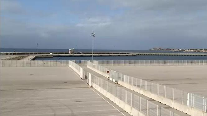 El+port+de+Ciutadella+ha+estat+tancat+un+de+cada+cinc+dies+enguany