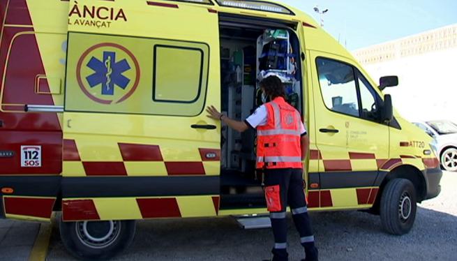 L%27ambul%C3%A0ncia+del+061+fa+una+mitja+de+tres+serveis+diaris+a+Formentera