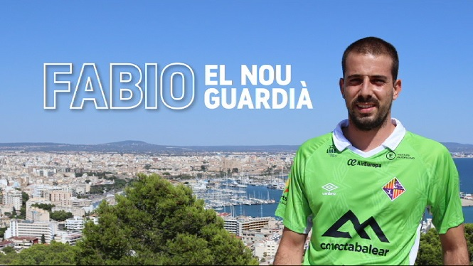 Fabio+Alvira+%C3%A9s+el+nou+refor%C3%A7+a+la+porteria+del+Palma+Futsal