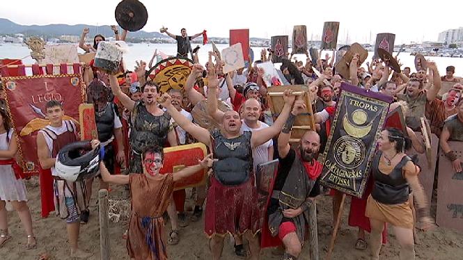 Romans+i+cartaginesos+s%27enfronten+amb+tom%C3%A0tigues+un+any+m%C3%A9s+a+la+platja+de+s%27Arenal