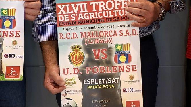 Mallorca+i+Poblense+disputaran+el+Trofeu+de+s%27Agricultura