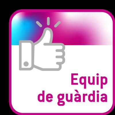 EQUIP DE GUARDIA – ESPECIAL CORONAVIRUS