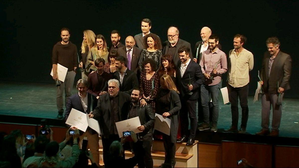 Cinc+coproduccions+d%27IB3+se%27n+duen+10+dels+14+Premis+Mallorca+Cinema