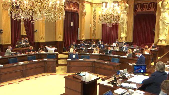 Rebutjada+la+proposta+del+grup+parlamentari+popular+de+reprovar+la+ministra+Montero