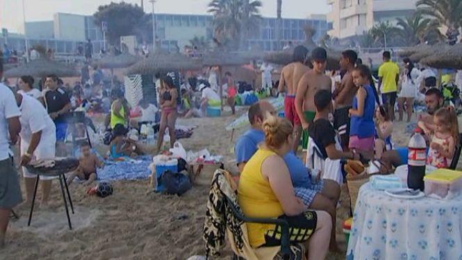 Les+platges+de+Palma%2C+plenes+per+gaudir+de+la+Nit+de+Sant+Joan