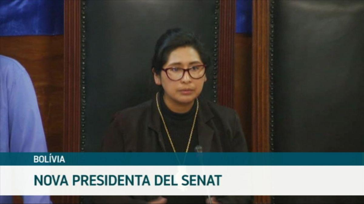 Eva+Copa%2C+nova+presidenta+de+la+Cambra+Alta+boliviana