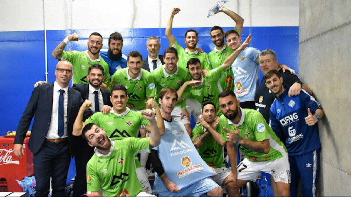 El+Palma+Futsal+goleja+i+s%27enfila+al+tercer+lloc