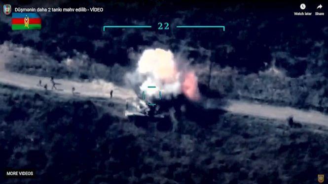 Arm%C3%A8nia+i+Azerbaidjan+reprenen+el+conflicte+b%C3%A8l%C2%B7lic+pel+control+de+Nagorno+Karabaj