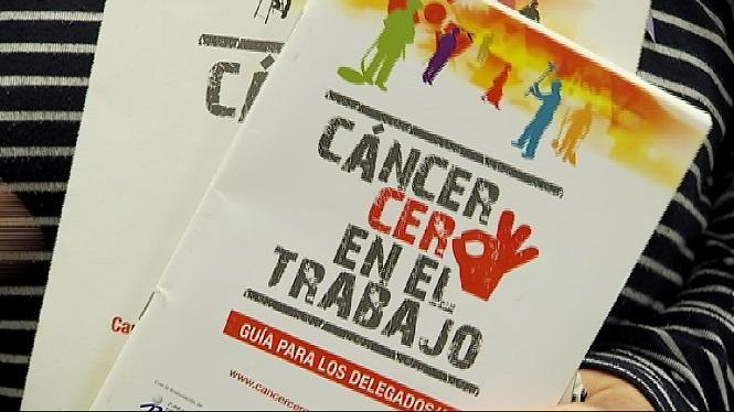 UGT+i+CCOO+denuncien+que+el+25%25+dels+treballadors+s%27exposen+a+subst%C3%A0ncies+cancer%C3%ADgenes