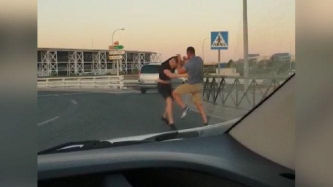 Quatre+turistes+detinguts+per+una+baralla+a+un+taxi+a+Eivissa