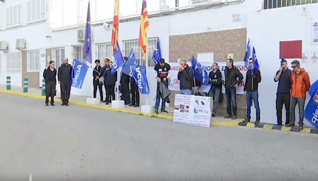 Els+funcionaris+de+presons+a+Eivissa+demanen+equiparar-se+amb+Lanzarote+i+la+Palma