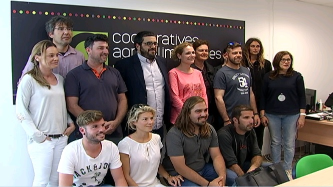 FOGAIBA+ajuda+a+27+joves+agricultors+a+posar+en+marxa+el+seus+plans+empresarials