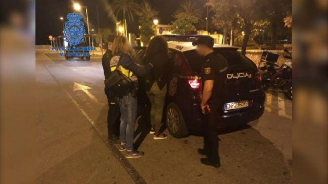 18+persones+detingudes+per+robatoris+i+furts+a+Platja+de+Palma+en+nom%C3%A9s+4+dies