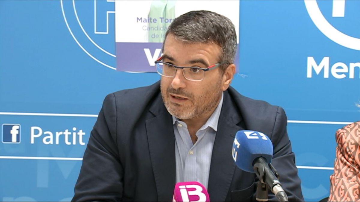 Jordi+L%C3%B3pez+del+Partit+Popular+ser%C3%A0+el+senador+per+Menorca