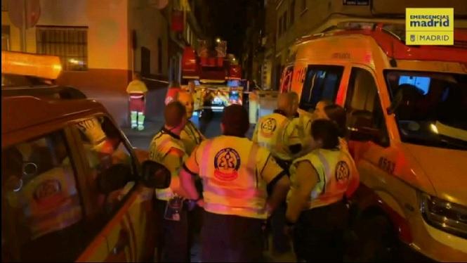 Mor+un+jove+de+28+anys+en+incendiar-se+el+traster+on+vivia+a+Madrid