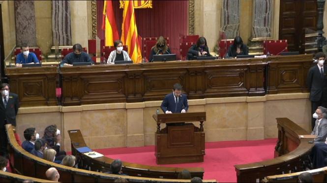 Pere+Aragon%C3%A8s+ja+es+el+nou+president+de+la+Generalitat
