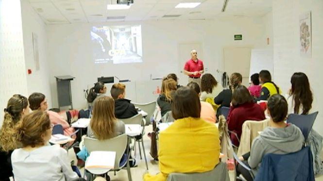 El+COIBA+organitza+un+taller+per+prevenir+les+agressions+a+infermeres+de+Balears