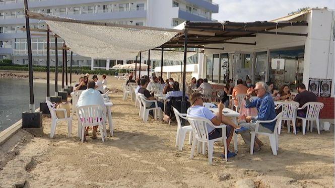 Pocs+turistes+pel+pont+del+Pilar+a+Eivissa