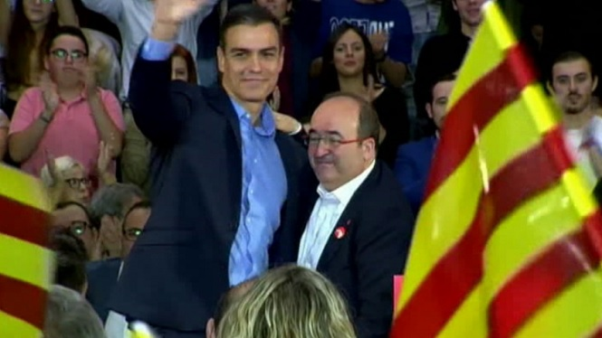 Els+candidats+a+la+presid%C3%A8ncia+del+Govern+concentren+els+seus+actes+de+tancament+a+Madrid+i+Barcelona