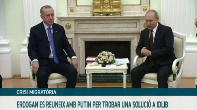 Erdogan+i+Putin+es+reuneixen+per+abordar+l%27escalada+de+tensions+a+la+prov%C3%ADncia+siriana+d%27Idlib