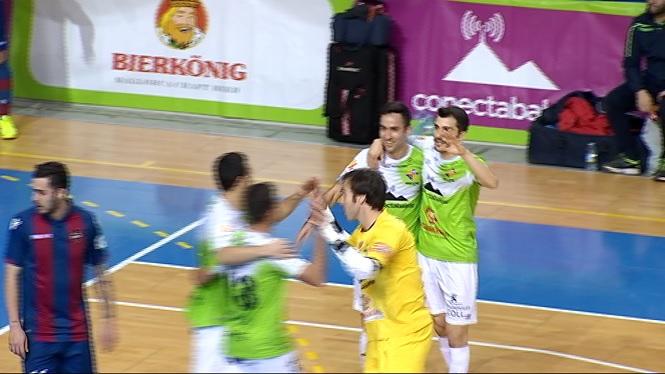 El+Palma+Futsal+ferma+el+play-off