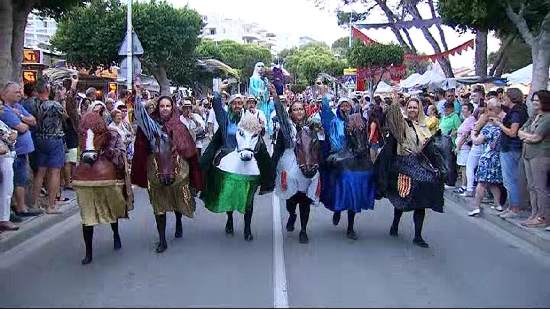 Les+festes+del+Rei+En+Jaume+commemoren+els+790+anys+de+la+Conquesta+de+Mallorca