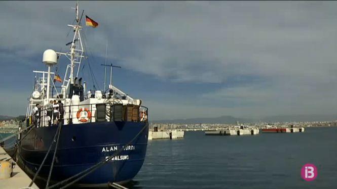 Avui+surt+per+primera+vegada+de+Palma+un+vaixell+de+rescat+de+refugiats