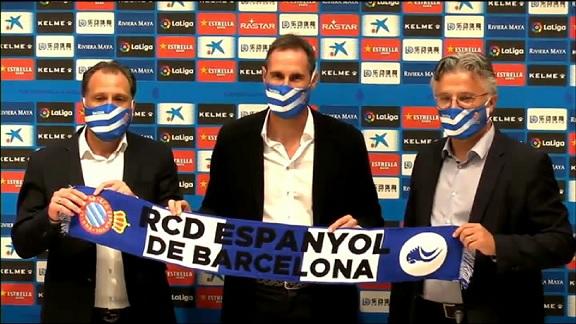Vicente+Moreno%2C+presentat+com+a+nou+t%C3%A8cnic+de+l%27Espanyol