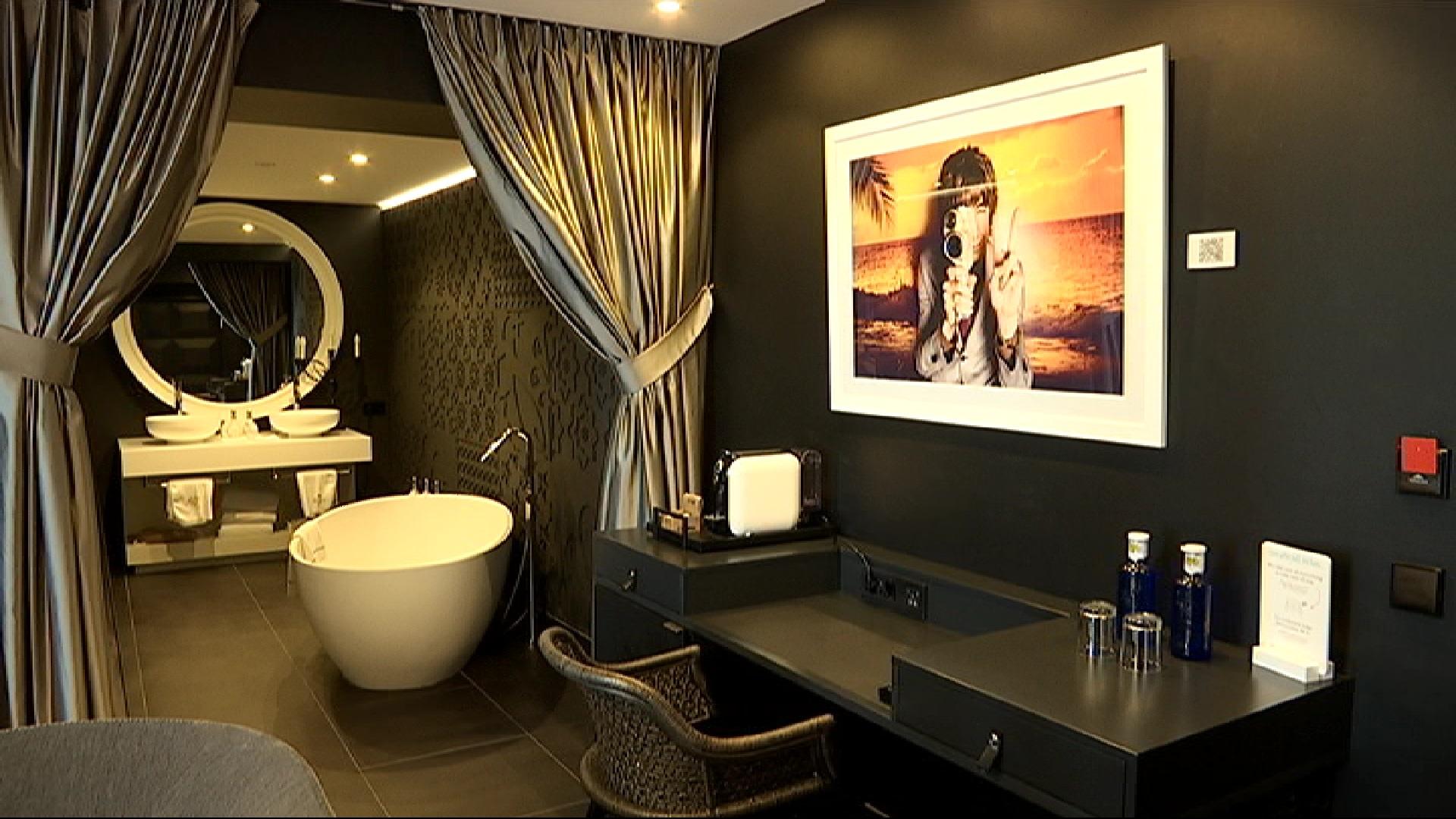 Art+urb%C3%A0+a+un+hotel+5+estrelles