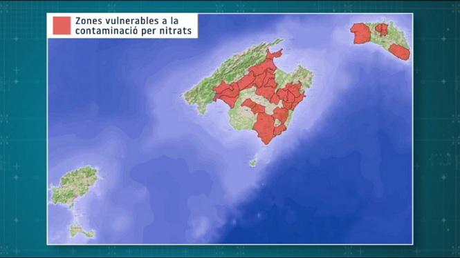 El+Govern+proposa+declarar+com+a+Zones+Vulnerables+a+la+Contaminaci%C3%B3+per+Nitrats+Agraris+el+39%25+del+territori