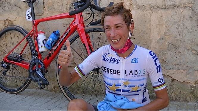 Marga+Fullana+es+proclama+campiona+d%27Espanya+de+ciclisme+en+categoria+M%C3%A0ster+%2B+40+anys