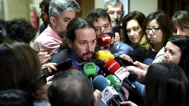 Pablo+Iglesias%2C+reelegit+secretari+general+de+Podem