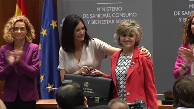 Maria+Luisa+Carcedo+pren+possessi%C3%B3+del+c%C3%A0rrec+de+Ministra+de+Sanitat