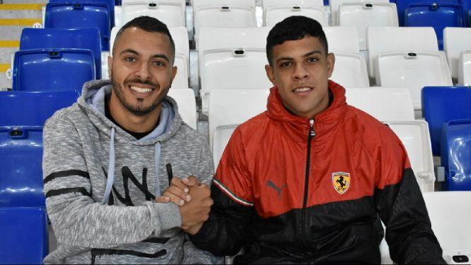Allan+Barreto+i+Rafael+Vilela%2C+nous+fitxatges+del+Palma+Futsal