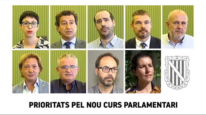 El+finan%C3%A7ament+centrar%C3%A0+la+primera+sessi%C3%B3+plen%C3%A0ria+del+curs+parlamentari