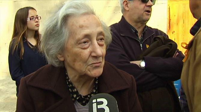 El Govern de las Illes Balears expresa su pésame por la muerte de Aina Moll, premio Ramon Llull 1997