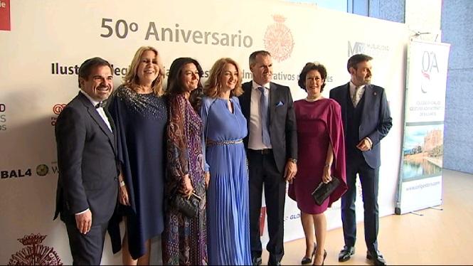 El+Col%C2%B7legi+Oficial+de+Gestors+Administratius+de+les+Balears+compleix+50+anys