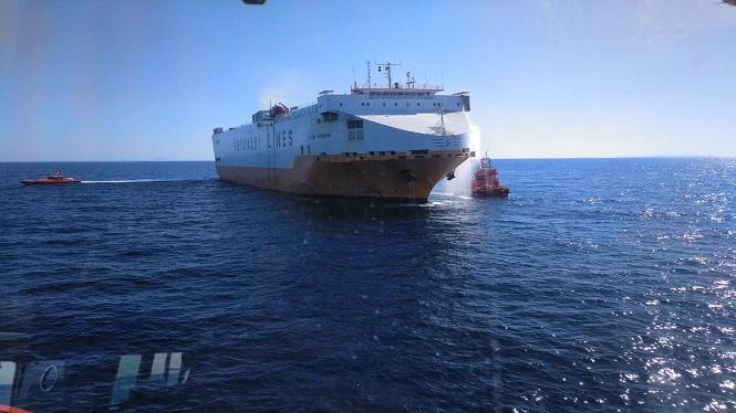 El+vaixell+Grande+Europa+arribar%C3%A0+anit+a+la+badia+de+Palma