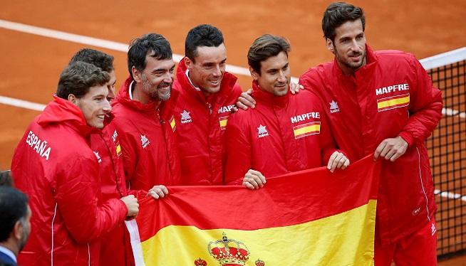 Espanya+es+classifica+per+quarts+de+final+de+la+Davis