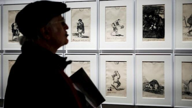 El+Prado+celebra+200+anys+amb+un+homenatge+a+Goya