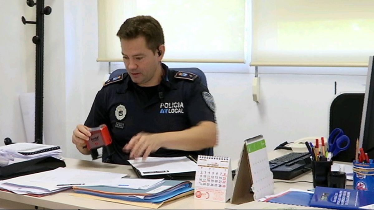El+nou+cap+de+Policia+de+Calvi%C3%A0+aposta+per+m%C3%A9s+tecnologia+i+m%C3%A9s+agents+al+carrer