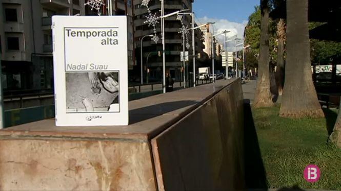 Nadal+Suau+publica+%27Temporada+Alta%27%2C+un+assaig+sobre+Palma