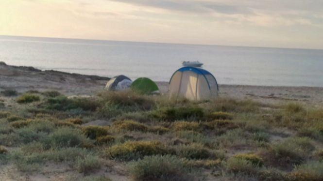 Interposades+28+den%C3%BAncies+per+acampar+a+Formentera