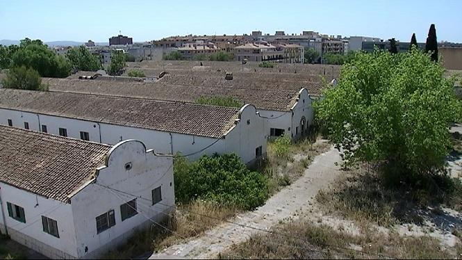 Defensa+mant%C3%A9+a+la+venda+els+terrenys+dels+antics+quarters+de+Son+Busquets